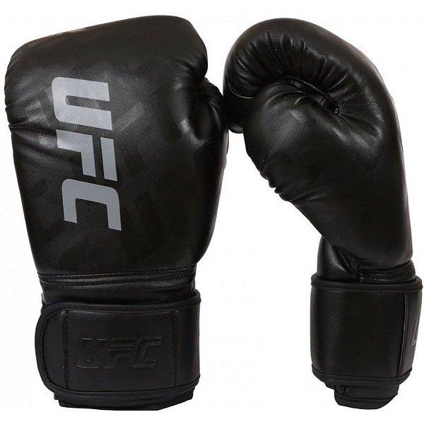 2ad37e7c52b Luva de Boxe  Muay Thai Venum UFC- Oficial- Preta- 12 oz - Vitrine Sport