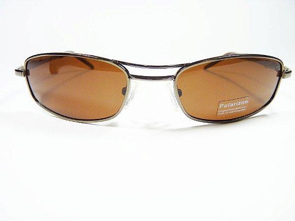 Óculos Polarizado Saint Plus (armação metal)