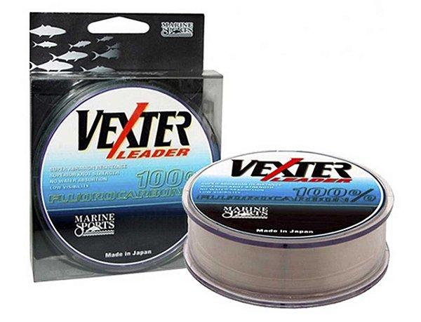 Linha Fluorocarbon Vexter Leader 50 m