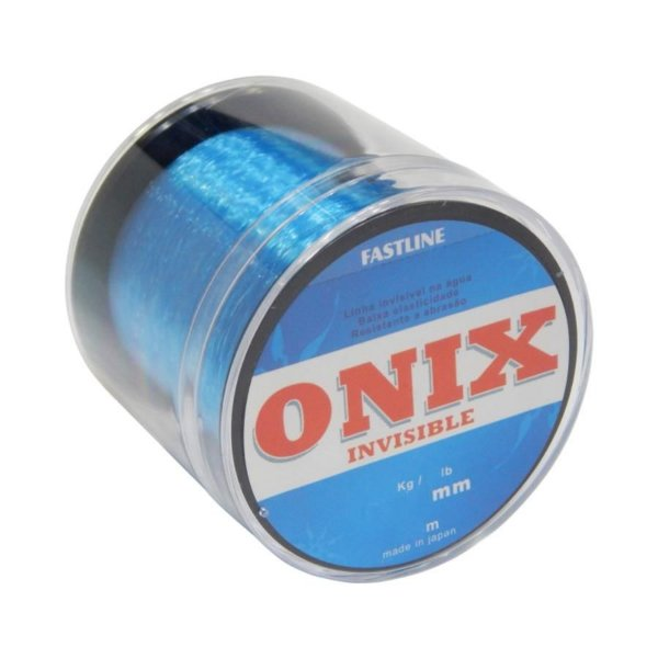 Linha Monofilam Fastline Onix Invisible 500 M (diametros)