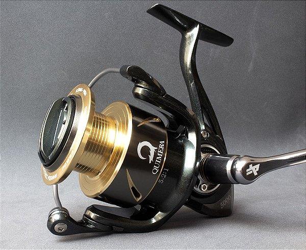 Molinete QUIMERA 5000-  Albatroz Fishing