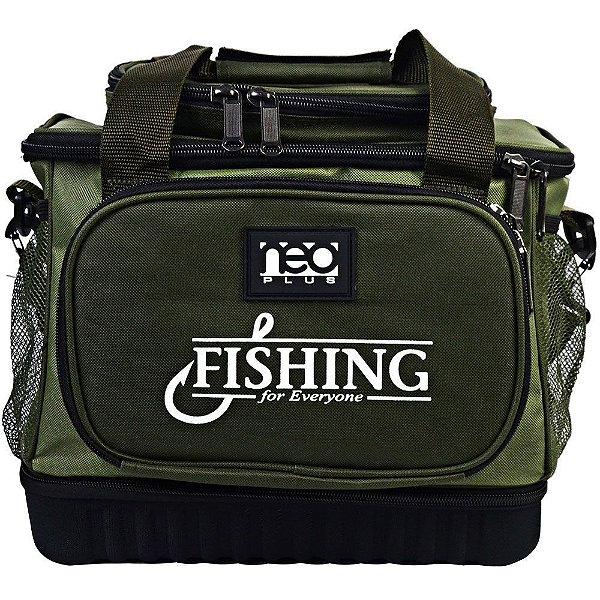 Bolsa Pesca Neo Plus Marine Sports + Estojo