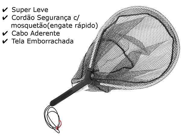 Passagua Pesca Caiaque - Aluminio Cordao Seguranca Albatroz 40cm
