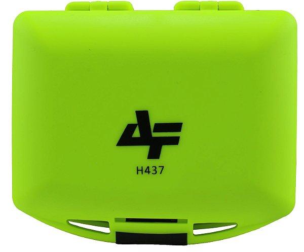 Estojo Organizador Anzois Albatroz H437 - Dobravel c/ Tampa