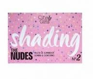 PALETA THE NUDES SHADING N 02 CITY GIRLS