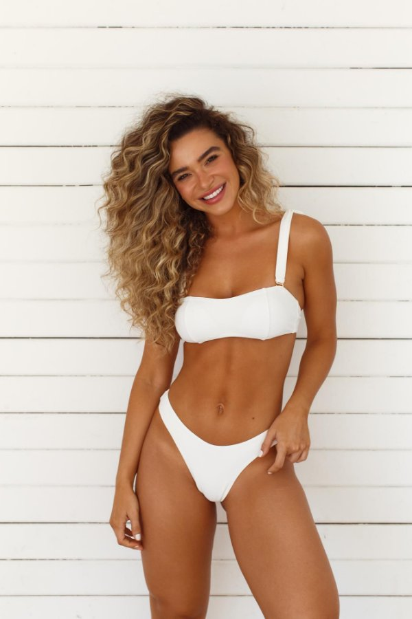 Top Hy Brasil Tori - Tailor White