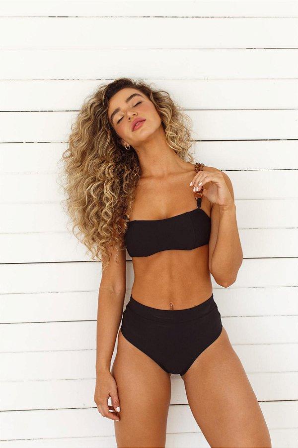 Top Hy Brasil Chloé - Tailor Black