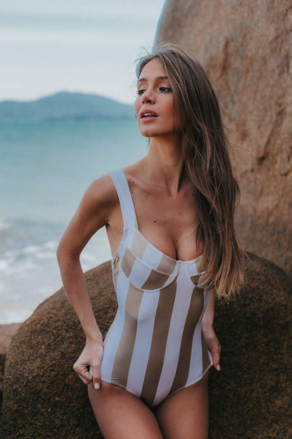 Maiô Hy Brasil HB171 Cannes