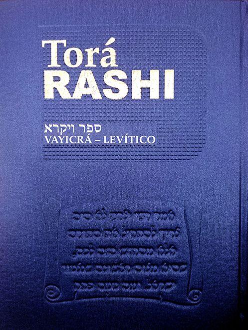 Torá Rashi - Vayicrá (Levítico)
