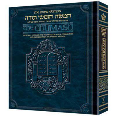 The Chumash the Toráh, haftaros