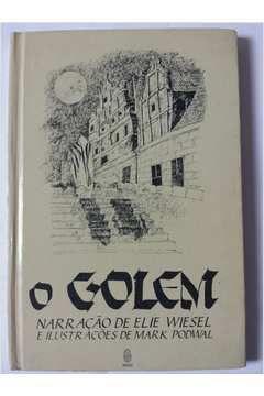 Golem - Narração de Elie Wiesel e Ilustrações de Mark Podwal