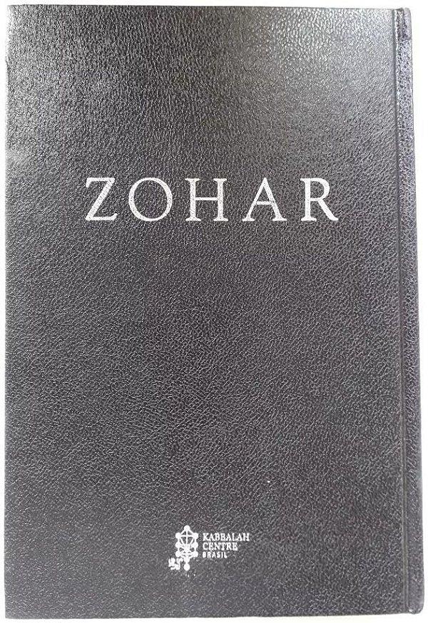 Zohar Capa preta