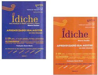 Idiche, uma Introdução ao Idioma, Literatura e Cultura - 2 Vols
