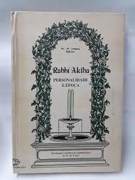 Rabbi Akiva personalidade e época