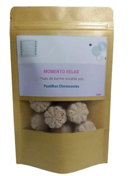 Momento Relax Pastilhas Efervecentes