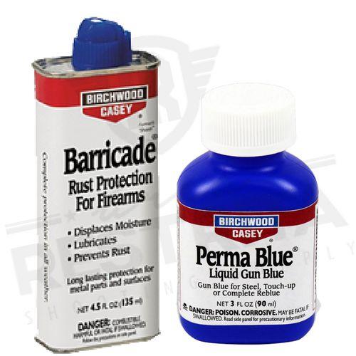 Perma Blue Líquido- Oxidação A Frio + Barricade Líquido