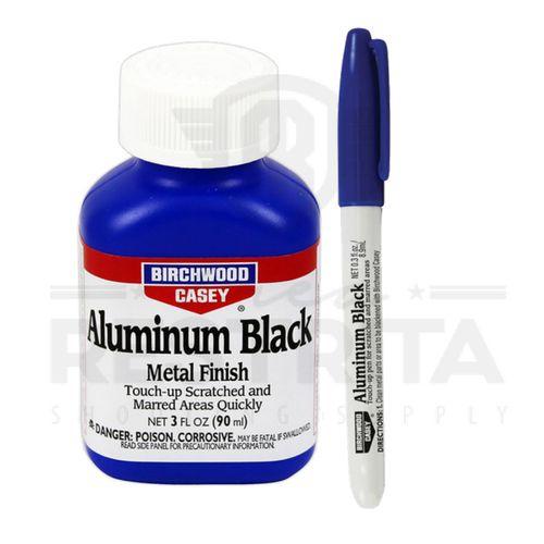 Kit Anodização - Aluminum Black + Caneta Aluminum