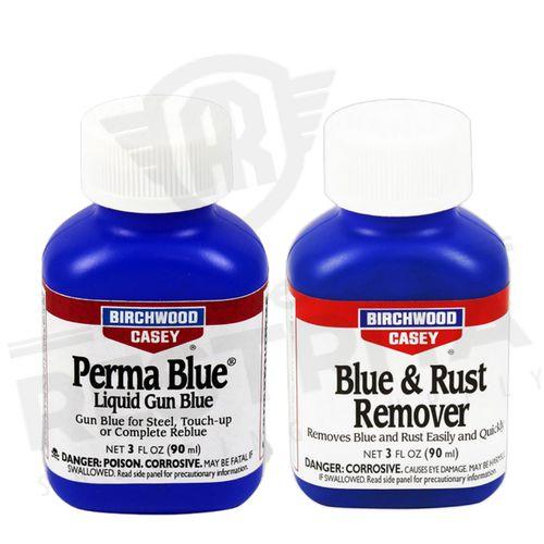 Perma Blue Líquido + Blue Rust Remover