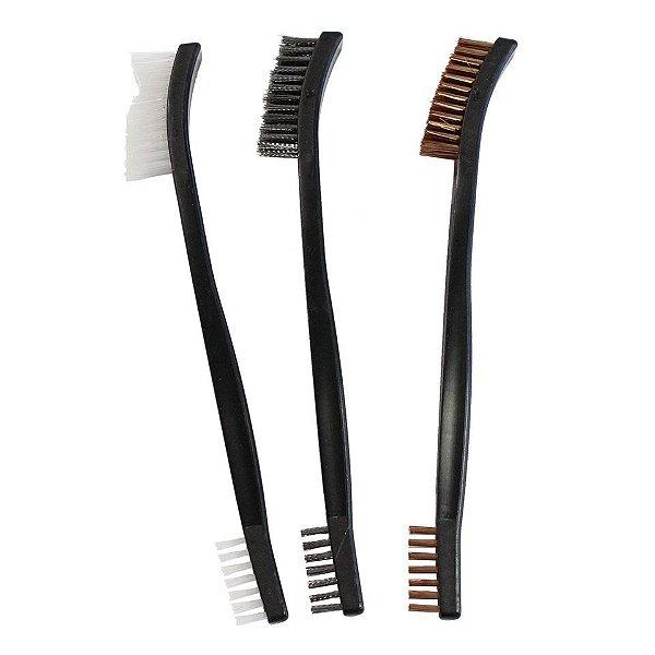 Escovas Para Limpeza De Armas - Birchwood