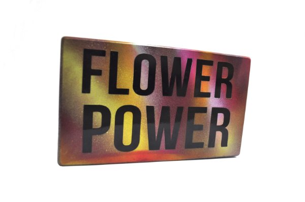 Clutch Flower Power