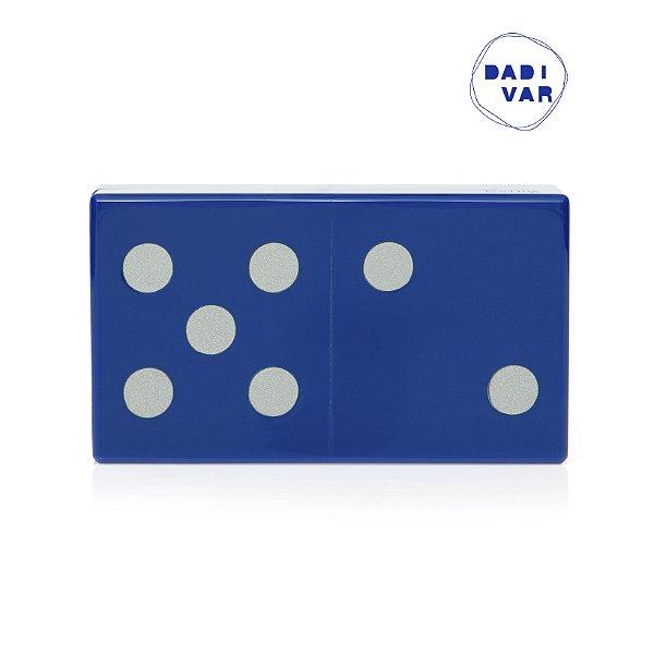 Blue Domino