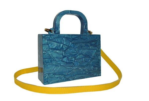 Wild Blueberry - Mini Bag