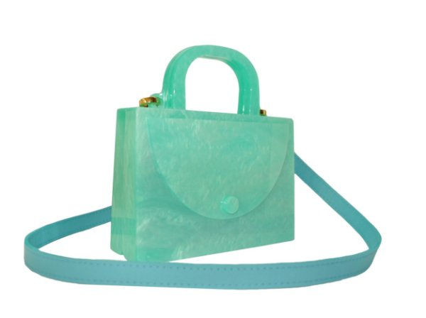 Mermaids Tail PB - Mini Bag