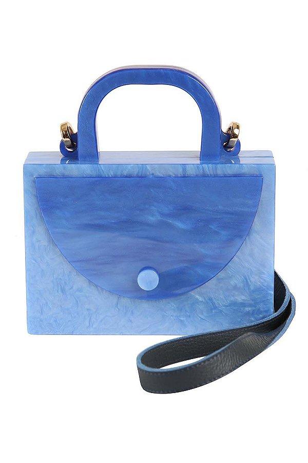 Blue Skies - Mini Bag