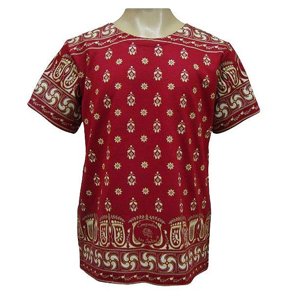Camiseta Infantil - Pés Indianos