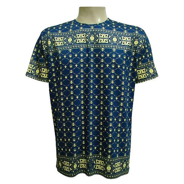 Camiseta Manga Curta - Ciclos