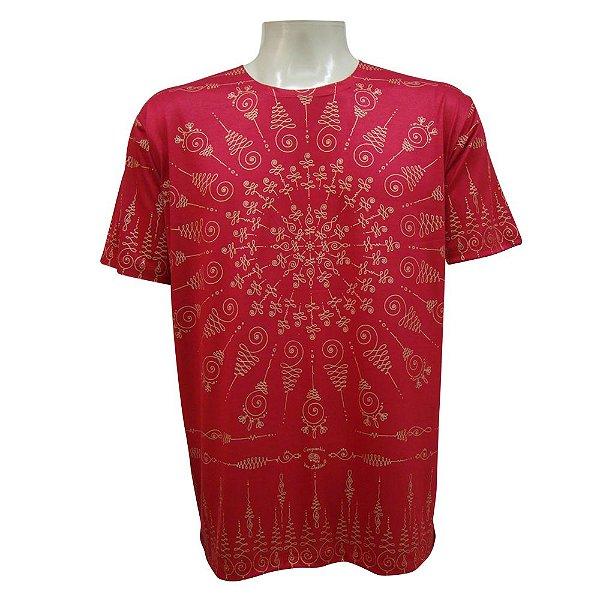 Camiseta Manga Curta - Mandala Unalome