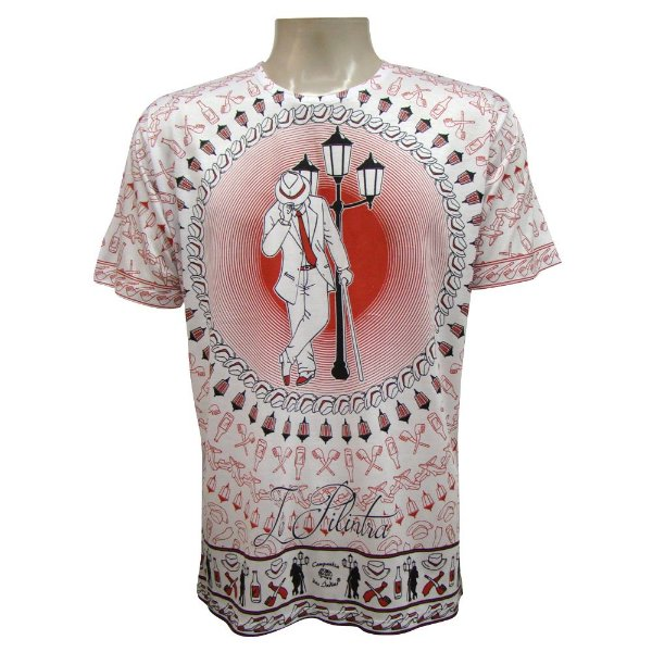 Camiseta - Zé Pilintra