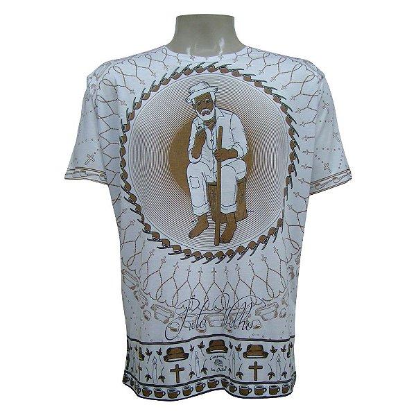 Camiseta - Preto Velho