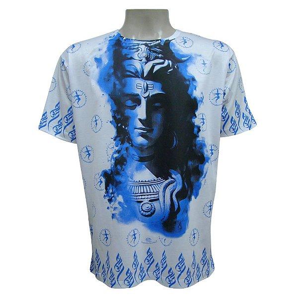 Camiseta Manga Curta - Monument Shiva