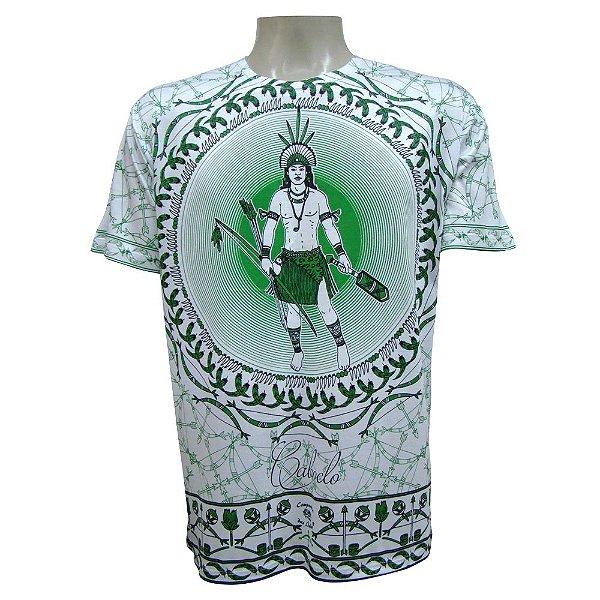 Camiseta XG - Caboclo