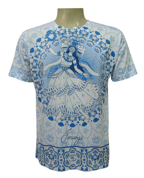 Camiseta - Iemanjá