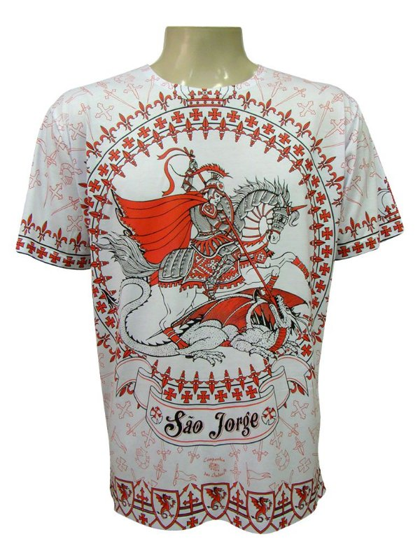 Camiseta - São Jorge Coroa