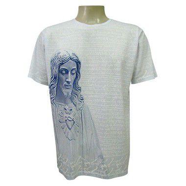 Camiseta Manga Curta - Pai Nosso Aramaico