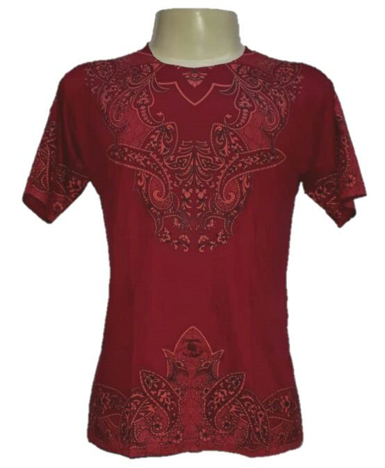 Camiseta Manga Curta - MAHA