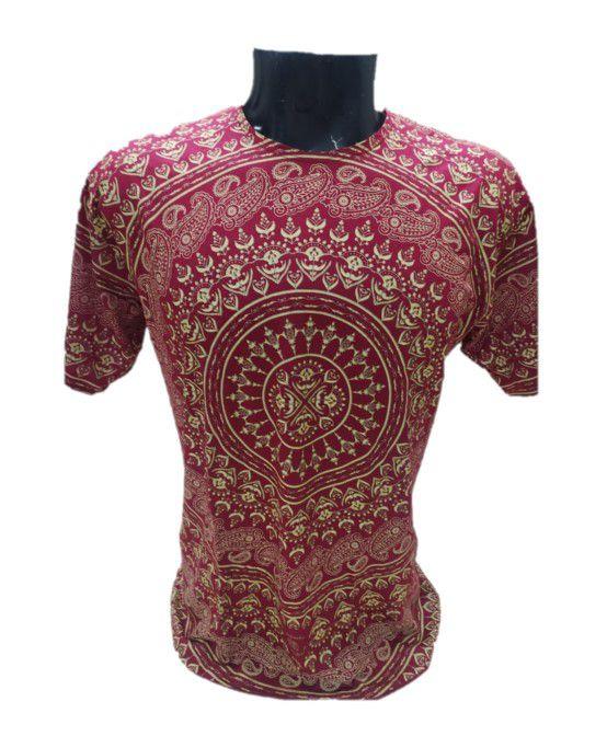 Camiseta Manga Curta - Palash