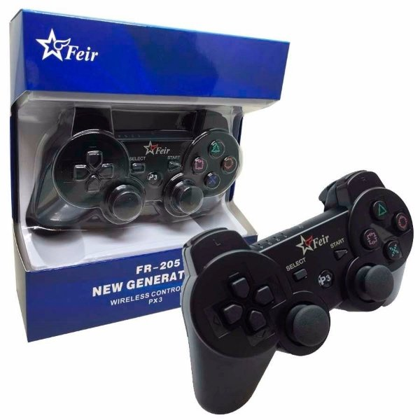 Controle Playstation 3 (Paralelo)