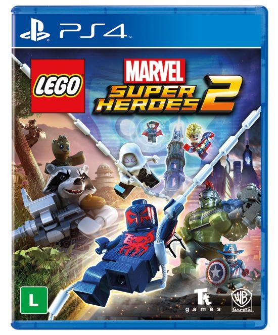 Jogo Playstation 4 - LEGO Marvel Super Heroes 2