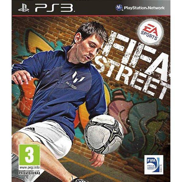 Jogo Playstation 3 - FIFA Street