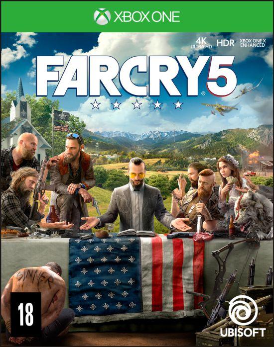 Jogo Xbox One - Far Cry 5