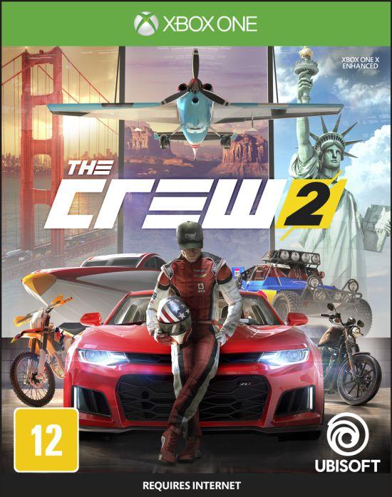 Jogo Xbox One - The Crew 2