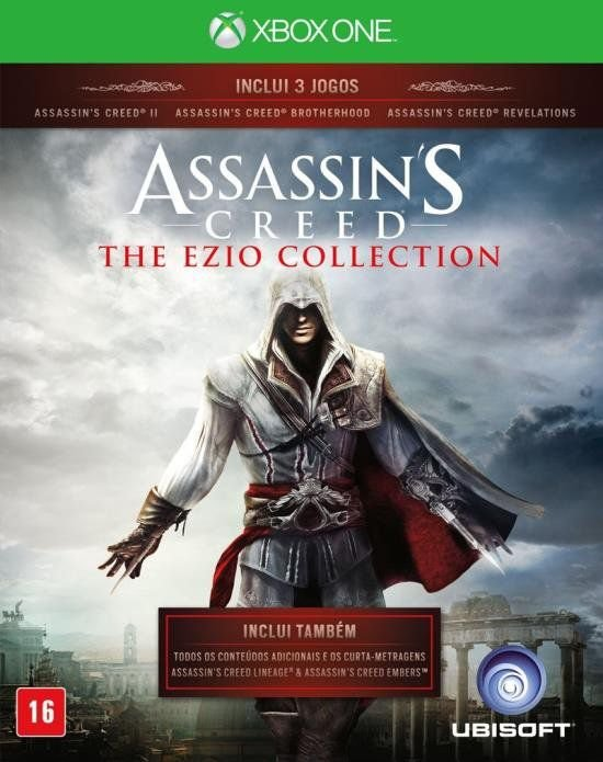 Jogo Xbox One - Assassins Creed The Ezio Collection