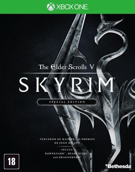 Jogo Xbox One - The Elde Scrolls V: Skyrim - Special Edition