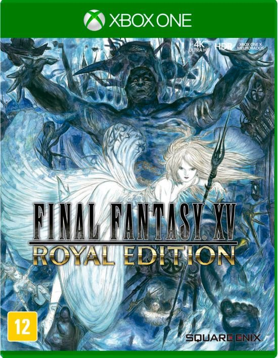 Jogo Xbox One - Final Fantasy XV Royal Edition