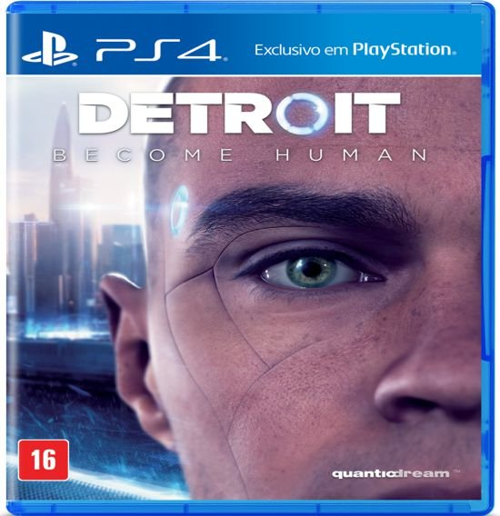 Jogo Playstation 4 - Detroid Become Human