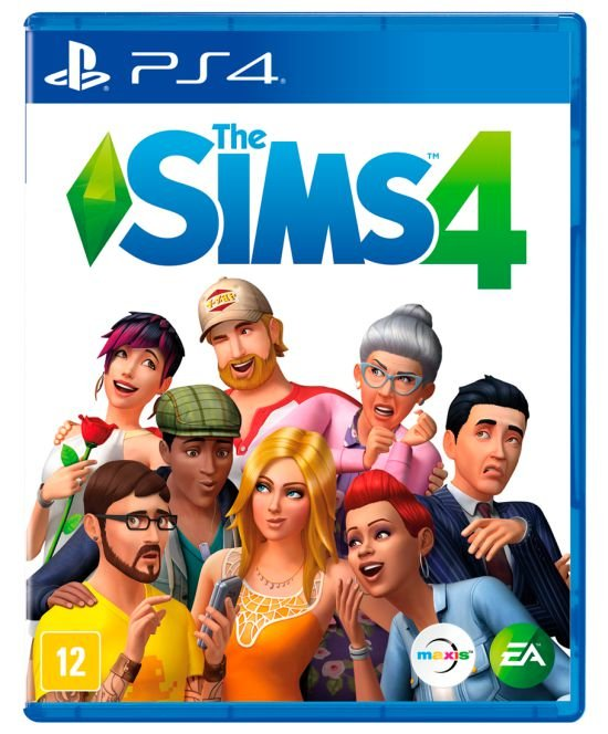 Jogo Playstation 4 - The Sims 4